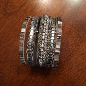 Jewelry - Magnetic Closure Wrap Bracelet